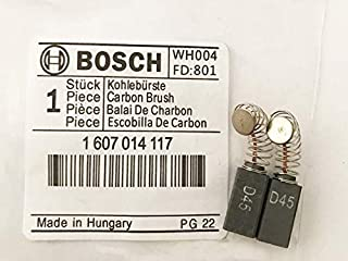 Genuine Bosch Carbon Brushes for GSS 230 280 OS50VC ROS65VC 1293D PBS60 ROS65VC Sander BS4G