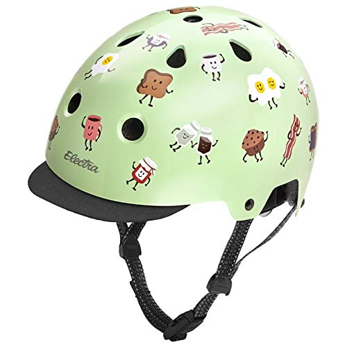 Electra Bike und Skate Helm 'Wakey Wakey' Helmet, Kopfumfang:48-54 cm