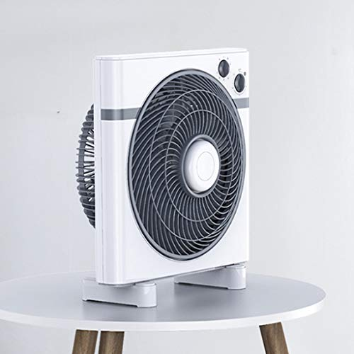 Tingting1992 Ventilador Ventilador eléctrico del Ventilador del Estudiante en casa Escritorio del Ventilador girando el Ventilador del Ventilador del Dormitorio Genuina de Silencio