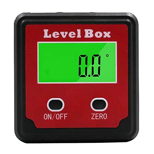 360 Grad Magnetische Digital Neigungsmesser Level Box Winkel Meter Slope Winkelmesser