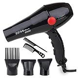 Yuvi fashion point® High Range Professional Salon Grade Stylish Hair Dryer With Comb Reducer For...