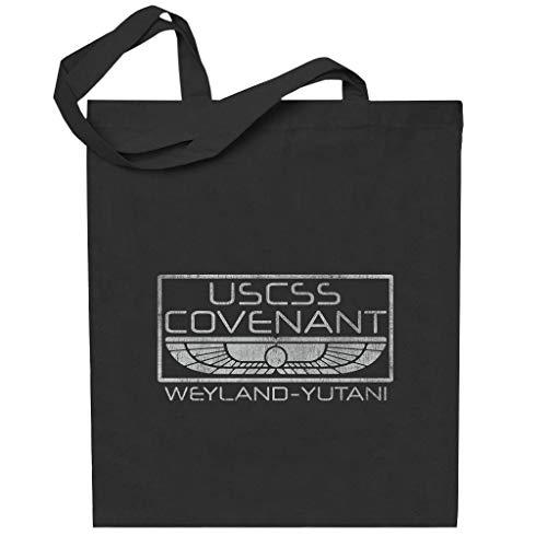 Alien Inspired USCSS Covenant Totebag