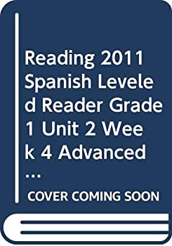 Paperback Reading 2011 Spanish Leveled Reader Grade 1 Unit 2 Week 4 Advanced Los Detectives de Dinosaurios Book