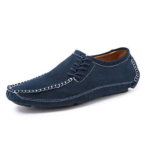 Herenschoenen Peas Schoenen Loafers & Slip-ONS Casual Schoenen Bootschoenen Rijschoenen Herenkleding Groen, Blauw, Zwart