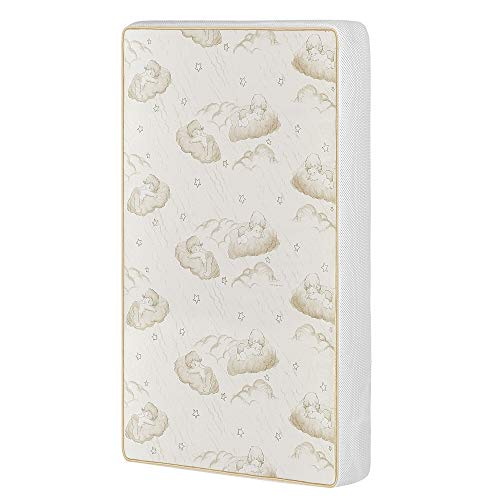 Best Prices! 23 Dream On Me 2-in-1 Breathable Two-Sided Portable/Mini Crib Coil Mattress.