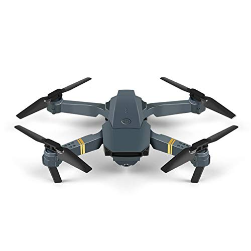 HD 4K Foldable Drone, Wide-Angle Live Video RC Quadcopter, Multiple Functions RC Drone Quadcopter with 4 Motors and Battery