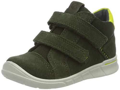 Ecco Baby Jungen FIRST Sneaker, Grau (Deep Forest 5345), 24 EU