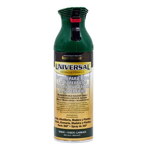 Spray Universal Brillante Rust-Oleum 400ml - Verde
