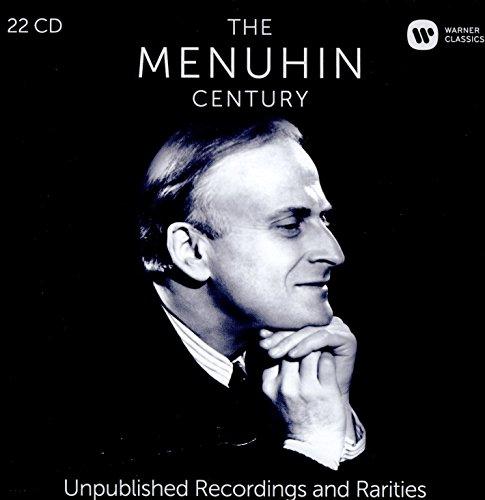 Menuhin Edition:Unveröffentlichte Aufnahmen