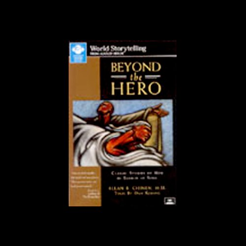 Beyond the Hero audiobook cover art