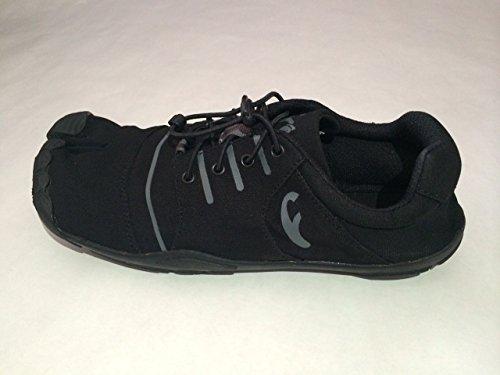 Freet Leap2 - Zapatillas Mixtas de Deporte, Leap2, Negro, Gris, Talla 42