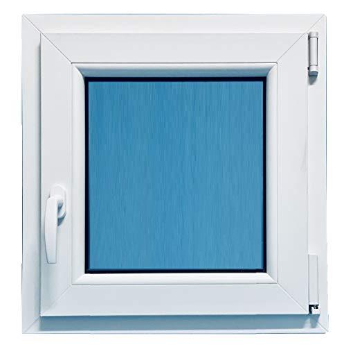 ECO-BLU (V14T) Ventana Pvc Oscilobatiente Pract. Derecha 1 hoja, blanco, 900X900 mm
