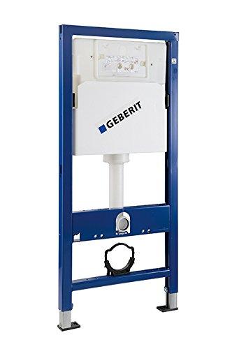 Geberit 458103 Duofix Basic Vorwandelement für Wand-WC 112 cm Bauhöhe, 458.103.001