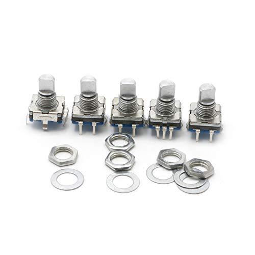 10 Stk Keyswitch 12mm Rotary Encoder Switch Schalter