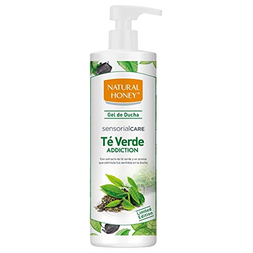 Natural Honey Gel de ducha SensorialCare Te Verde - 750 ml