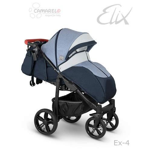 Camarelo Elix - Buggy Sportwagen Farbe Ex-4 blau