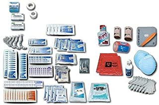 EMI Pro Response II Medical Trauma Bag Refill Pack - Refill PackMount only