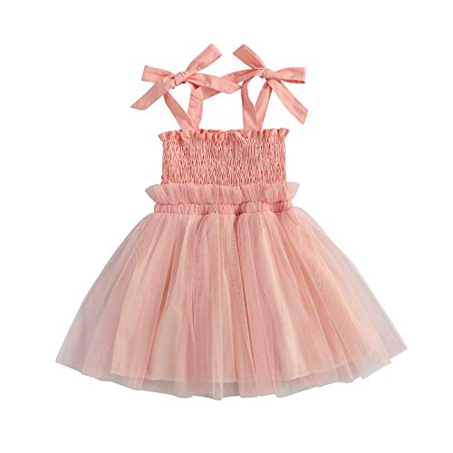 Newborn Baby Girl Clothes Lace Sleeveless Romper Jumpsuit Party Dress...