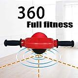 Grist CC 360°Roue Abdominaux AB Roller de Fitness Musculation, Appareil Epais pour...