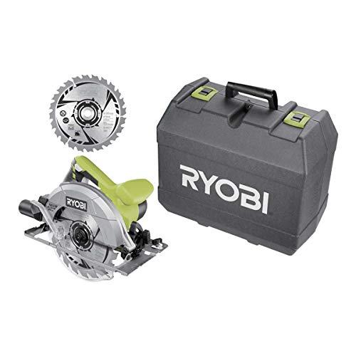 Ryobi 4892210151827 - Sierra circular, 1400 W, multicolor