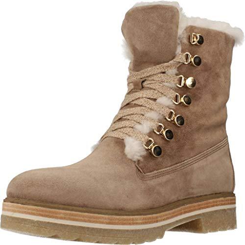 Alpe Woman Shoes Damen Stiefeletten Stiefel 4488 11 35 beige 764849