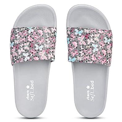 Skora Fashion Sliders, Sliders for women, Women Sliders, Sliders Women, Sliders for Girls, Flip Flop Sliders, Women Sliders Slippers