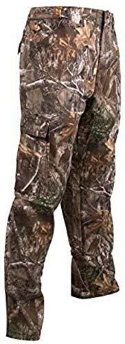King's Camo Men's Classic Cotton Six Pocket Cargo Pant Realtree Edge, Small