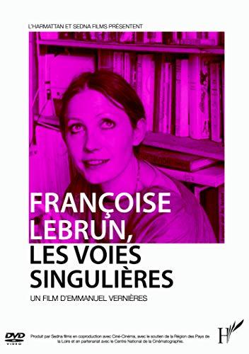 DVD Françoise Lebrun les Voies Singulieres