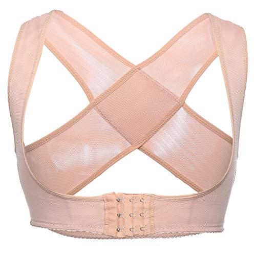 WOWENY BH Houding Corrector Hunchback Relief Borst Brace Push Up Body Shaper X Riem Riem Band Ondersteuning Onzichtbare Vest Top voor Vrouwen