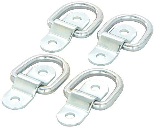 Progrip 822640 Surface Mount Tie Down Ring, 4-Pack by ProGrip (English Manual)