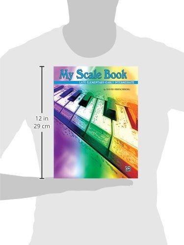 My Scale Book