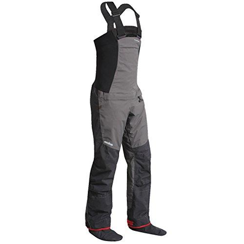 Nookie Pro Bib Dry Pantalones en Gris carbón. Impermeable y Transpirable - Pantalón con...