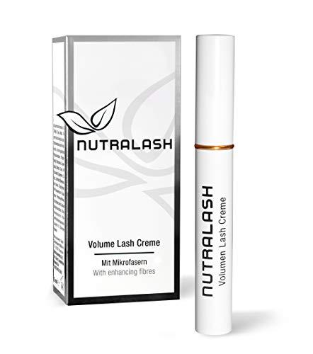 NUTRALASH Volume Lash Cream, Mascara Primer, trattamento intensivo per ciglia,6ml