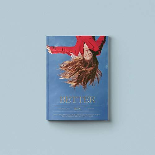ボア - BETTER [normal ver.] (Vol.10) CD+80ページフォトブック+ポストカード+フォトカード+Folded Poster [韓国盤]
