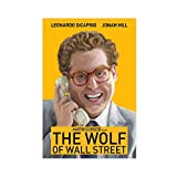 Filmposter The Wolf of Wall Street Jonah Hill 1