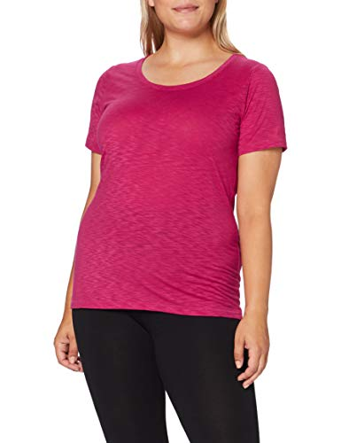Schöffel T- Shirt Verviers2 Femme, Navy Peony, FR : S (Taille Fabricant : 36)