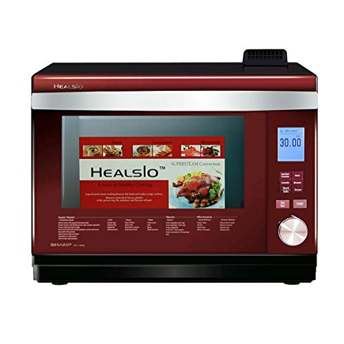 Sharp Healsio Super-Heated Steam Oven for Baking, Grilling, Heating, Roasting   Multi-Function...