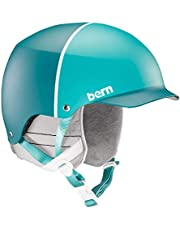 Bern Muse EPS med Crankfit hjälm, satin grönblå, liten