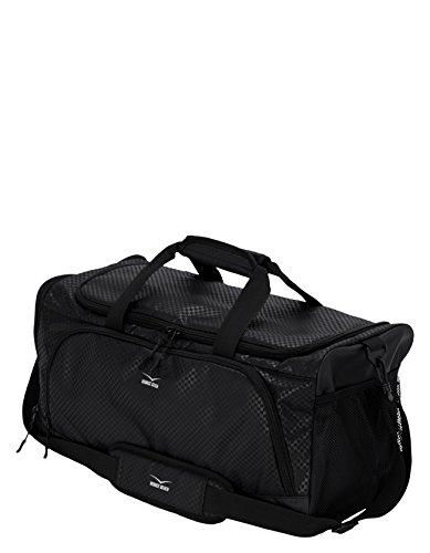 Venice Beach Damen Joana Sports-Bag Tasche, Black, 51 x 25 x 26 cm, 0.2 Liter
