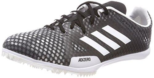 adidas adidas Damen Adizero Ambition 4 Leichtathletikschuhe, Schwarz (Negbas/Ftwbla/Naranj 000), 41 1/3 EU