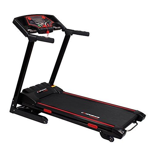 Confidence EPS Heavy Duty Motorised Treadmill...