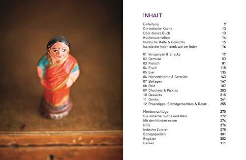 Original indisch: Über 130 Familienrezepte. Einfach, köstlich, aromatisch - 2