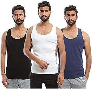 Dice Under Shirts - Set of 3 sleeveless for Men - Lycra