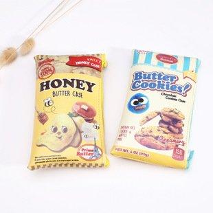 Happy Star® Trousse à crayons pour biscuits au beurre et au miel