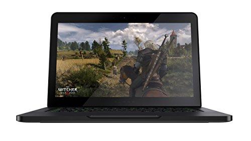 "Razer Blade 14"" QHD+ Touchscreen Gaming Laptop 256GB with NVIDIA GeForce GTX 970M graphics-Free Windows 10 Upgrade"