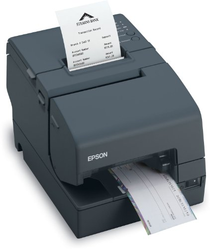 epson 3d printers Epson C31CB25A8791 TM-H6000IV Multifunction Printer, 9 Pin, Without MICR, Drop in Validation, Parallel and USB Interfaces, Without PS-180, Cool White