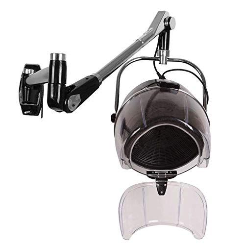 GFYWZZ - Secador de pelo profesional de montaje en pared de 900 W ajustable con brazo oscilante para salón y hogar