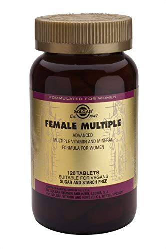 Solgar Female Multiple Tablets, Pack of 120