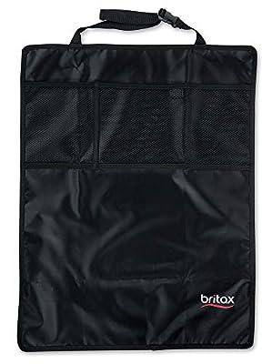 Britax 2 Pack Kick Mats, Black