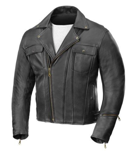 Büse Road Runner Veste en cuir 58 noir